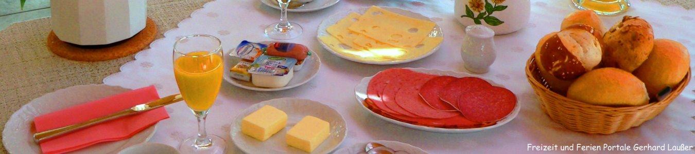 Familienpensionen im Bayerischen Wald Zimmer mit Frühstück