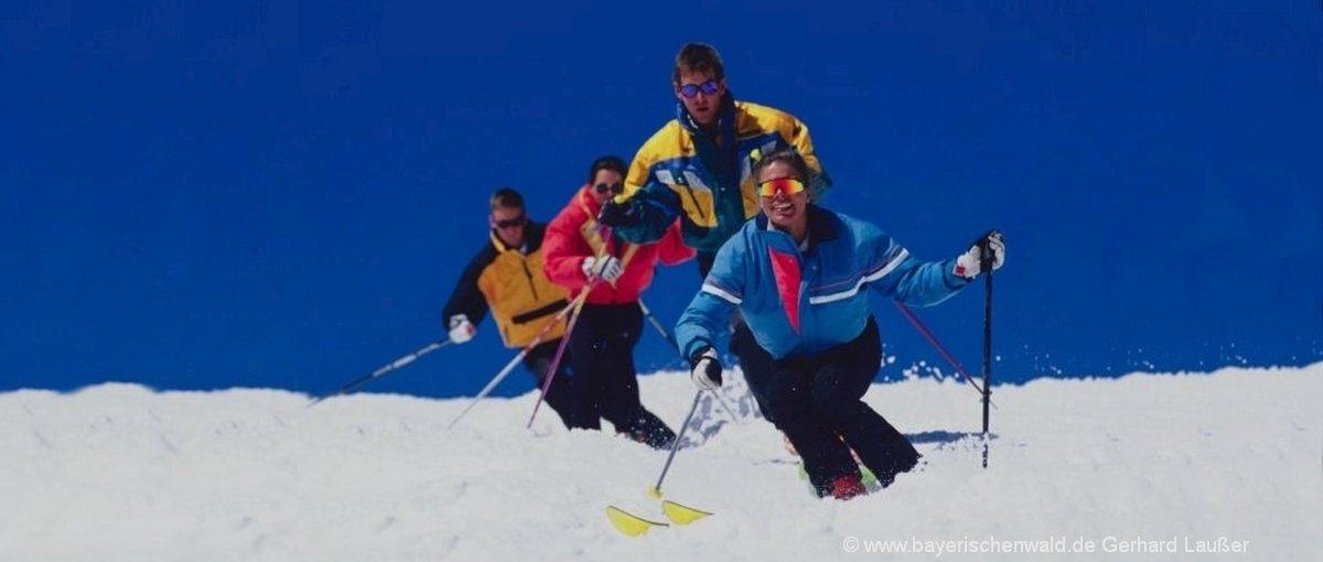 bayerischer-wald-skiurlaub-bayern-skifahren